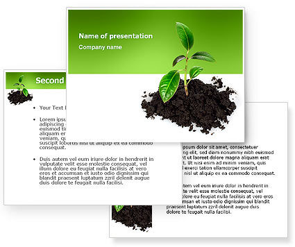 Life PowerPoint Template #03126