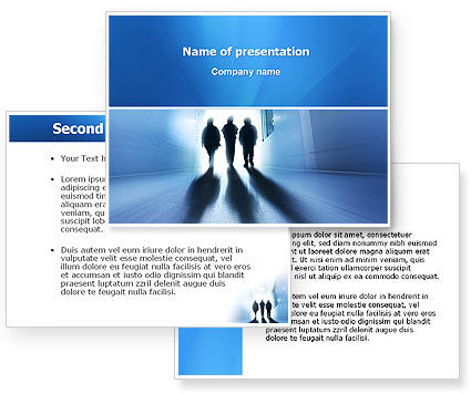Hospital PowerPoint Template #03265