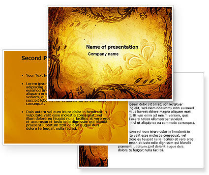 Fairy Tale PowerPoint Template #03523