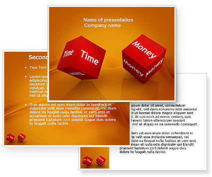 Risk Management PowerPoint Template #03934