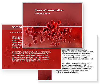 Blood ppt templates free medical ppt template medical powerpoint blood powerpoint template poweredtemplate com 03987 blood ppt templates free toneelgroepblik Gallery
