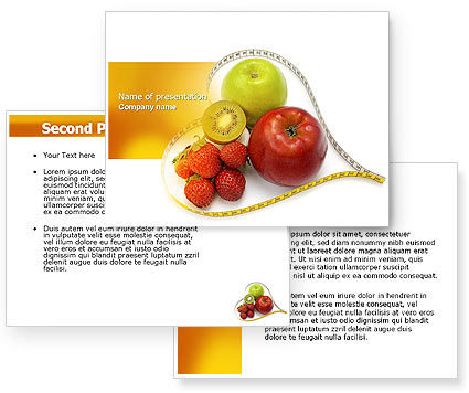 Nutrition powerpoint template fieldstation nutrition powerpoint template toneelgroepblik Images