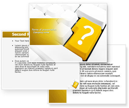 Technical manual powerpoint template for Technical instructions template