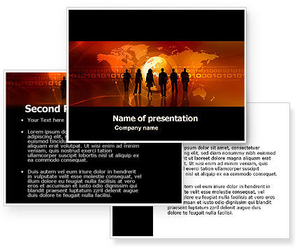 Success Story PowerPoint Template #05060