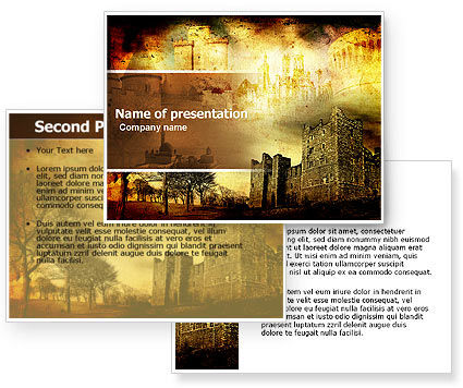 Renaissance powerpoint template best photos of florence theme castles and fortress powerpoint template poweredtemplate renaissance powerpoint template toneelgroepblik Gallery