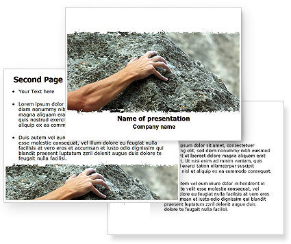 Survivor PowerPoint Template #07020