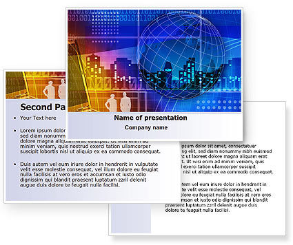 52414 Free PowerPoint templates from Presentation Magazine