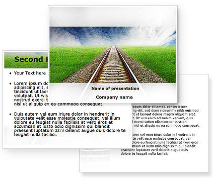 Rails powerpoint template poweredtemplatecom 3 for Rails html template