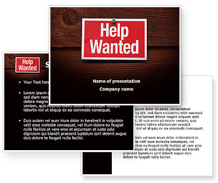 Help Wanted Flyer Template Free Militaryalicious