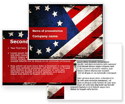 American powerpoint template painted american flag powerpoint template free powerpoint templates american revolution gallery american powerpoint template toneelgroepblik Choice Image