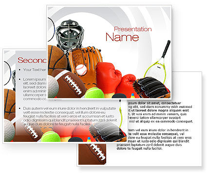 free ski powerpoint template download sports basketball man