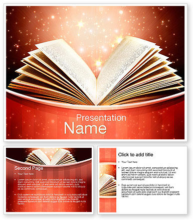 Magic book powerpoint template magic book background for powerpoint magic book powerpoint template magic book background for powerpoint presentation magic book microsoft word template included download now toneelgroepblik Gallery