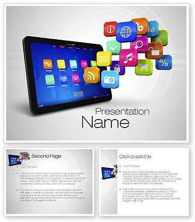 Powerpoint mobile app template gallery powerpoint mobile apps mobile applications powerpoint template powerpoint powerpoint mobile app template gallery powerpoint toneelgroepblik Image collections
