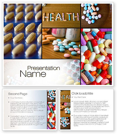 Clinical pharmacology powerpoint template for Pharmacology powerpoint templates free download
