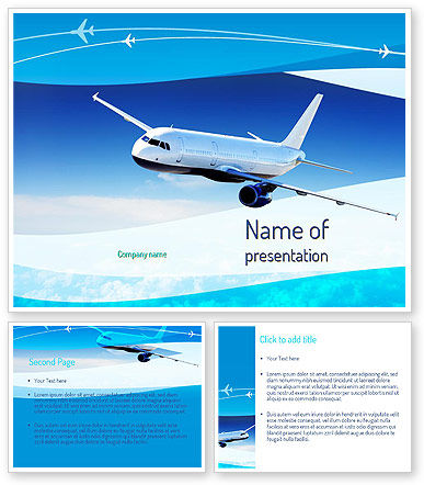 Aviation flyer templates toneelgroepblik Choice Image
