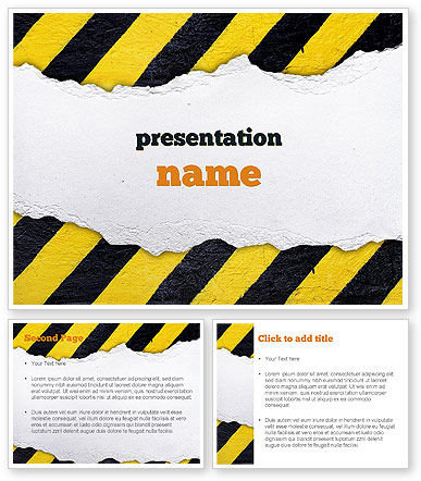 Construction powerpoint template construction ppt templates under construction themed powerpoint template construction powerpoint template toneelgroepblik Images
