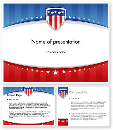 patriotic background for powerpoint, Modern powerpoint