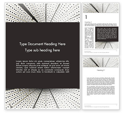 Talking point word templates design download now for Talking points template word