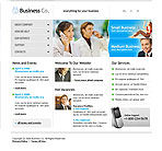 B2B Business Website Template