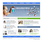 Natural Science Education Center Web Template