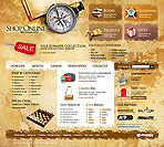 Shop and Travel Web Template