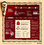 African Style Web Template