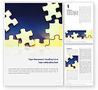 Consulting: Game Puzzle Word Template #02317