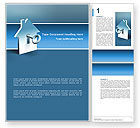Business Concepts: Keyhole Word Template #02830