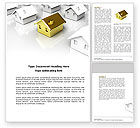 Construction: Private House Word Template #04214