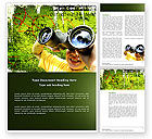 Education & Training: Scout Word Template #04310