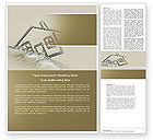 Real+estate+appraisal: House Loan Word Template #04433