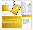 Technical Manual Word Template #04497 - small preview