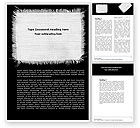 White Cloth Word Template