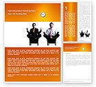 Working Hours Word Template #04915 - small preview