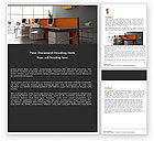 Office Open Space Word Template