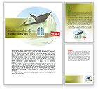 Real+estate+appraisal: Realty For Sale Word Template #06479