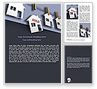 Careers/Industry: House Sold Word Template #07312