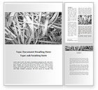 Old+paper: Sliced Paper Word Template #09526