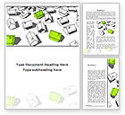 Real+estate+appraisal: Suburban District Planning Word Template #09853