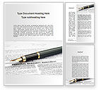 Legal: Personal Guaranty Agreement Word Template #09921