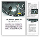 Cliparts-features: Moving the Future Word Template #10172