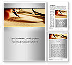Legal: Agreement Signing Word Template #10381