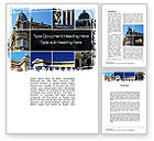Old+paper: Architecture Style Word Template #10428