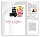 Film Entertainment Word Template