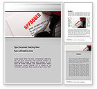 Legal: Approved Word Template #10758