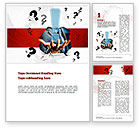 Question+and+answer: The Answer Word Template #10988