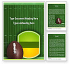 NFL Super Bowl PowerPoint Template, Backgrounds | 11313 ...