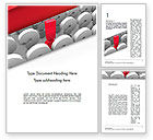 Business Concepts: Response Word Template #11543