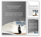 Education & Training: Dream Big Word Template #11965