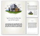 Real+estate+appraisal: Concept Architecture Word Template #12072